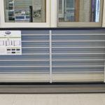 Trex Railing Signature Aluminum Rod Rail in Platinum with Aluminum Black Posts