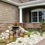 VS-PlumCreek-Ledgestone-outside-pond