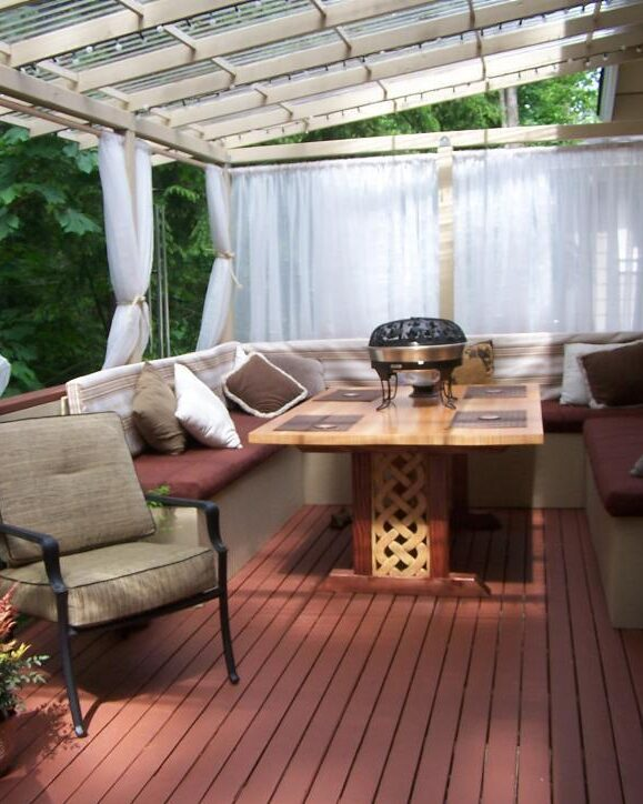 Create the Perfect Outdoor Space
