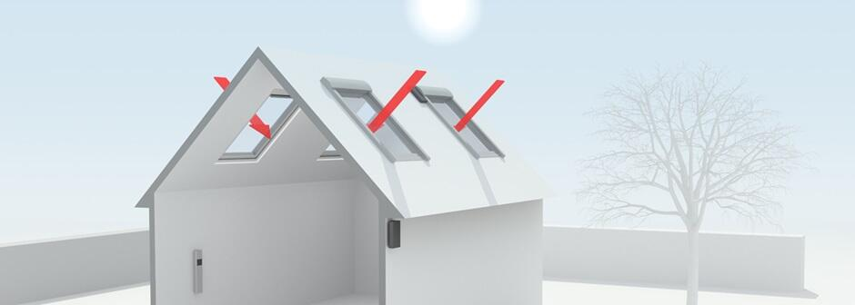 How do VELUX Windows Support Sustainable Living?