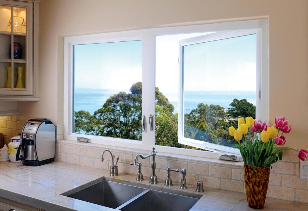 Simonton Double Hung Windows at Kelly-Fradet