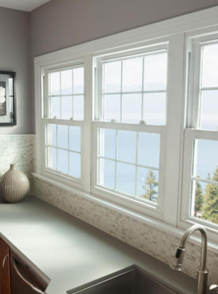 What are the Benefits of Double Hung Windows?