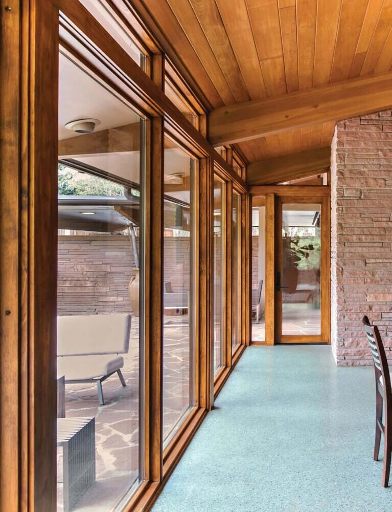 Marvin Ultimate Sliding Patio Doors: A Grand Design Element