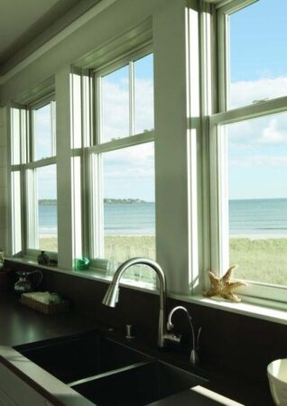 A-Series Double-Hung Windows: Better Ventilation, More Natural Light