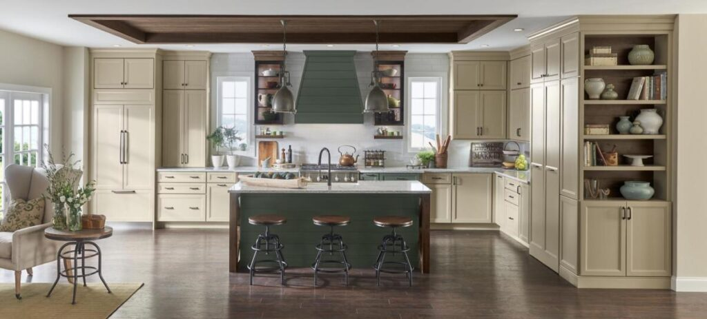 Medallion kitchen