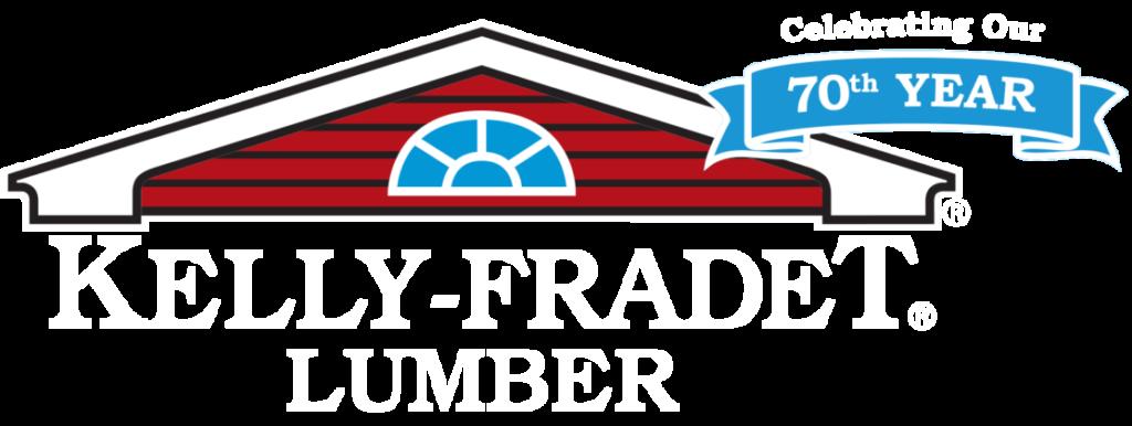 Kelly-Fradet 70th Anniversary Logo