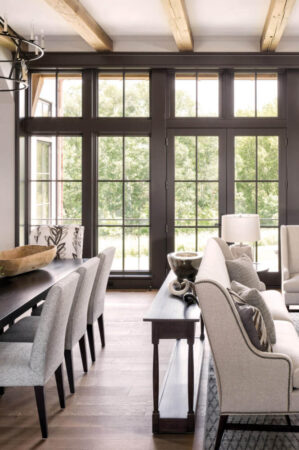Marvin Signature Ultimate Swinging Patio Doors: Open Up Your Home to the View!