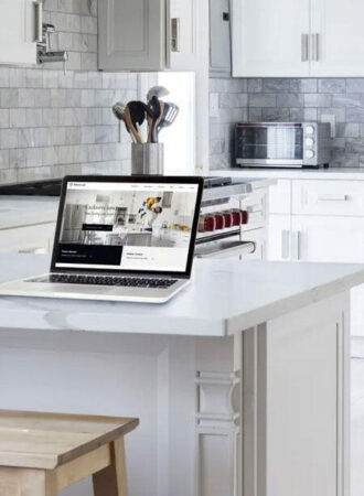 Create a Kitchen Workspace from Fabuwood