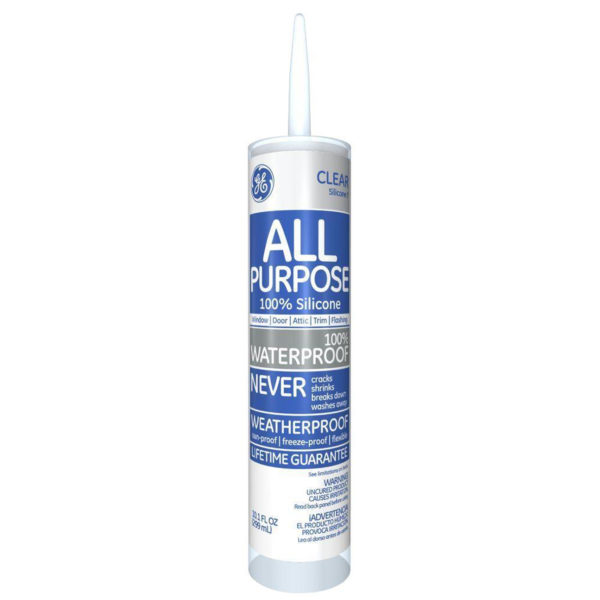 STANDARD SILICONE I SEALANT CLEAR