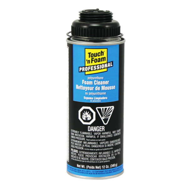 TOUCH 'N FOAM PRO FOAM CLEANER
