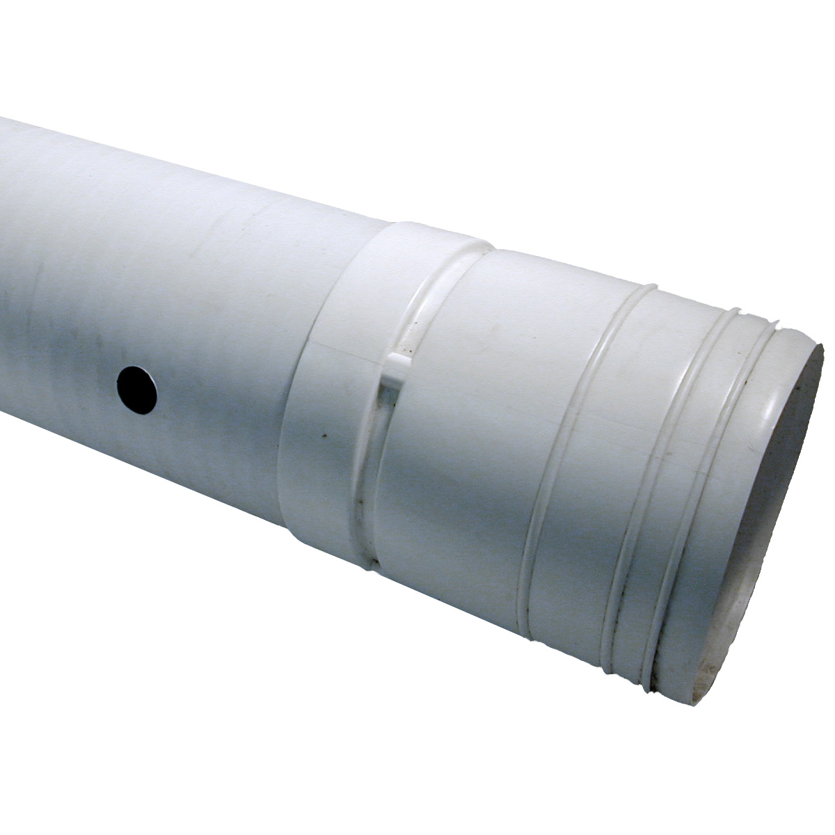 PERFORATED PIPE – STYRENE TRIPLE WALL WH
