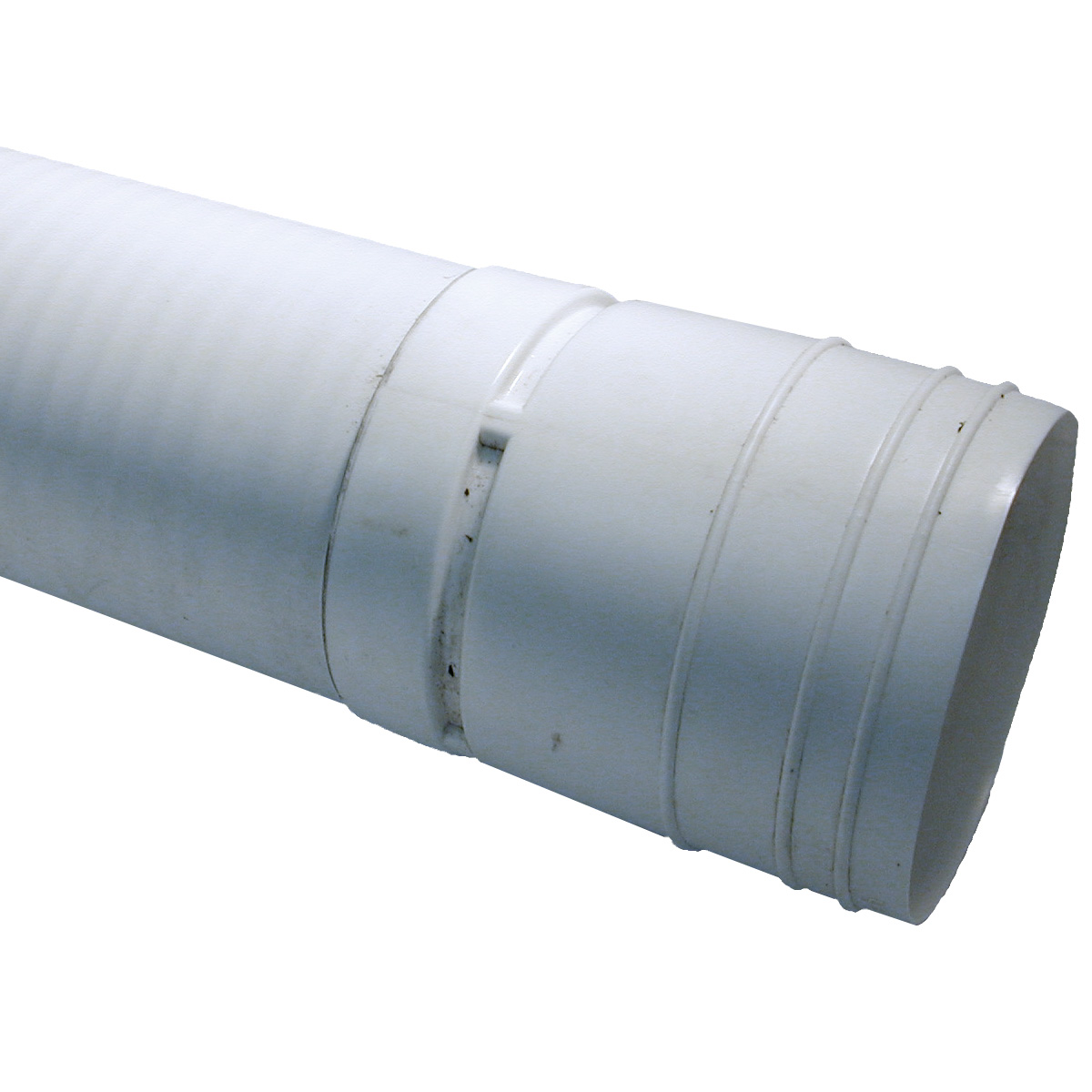 Solid Pipe – Styrene Triple Wall Wh