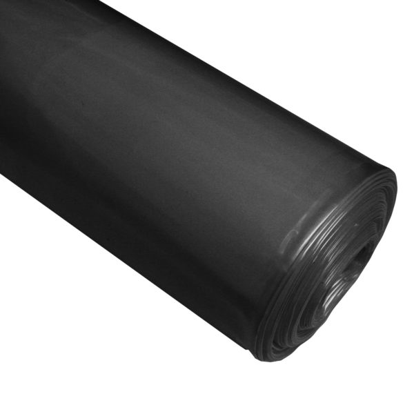 POLYETHYLENE FILM BLACK