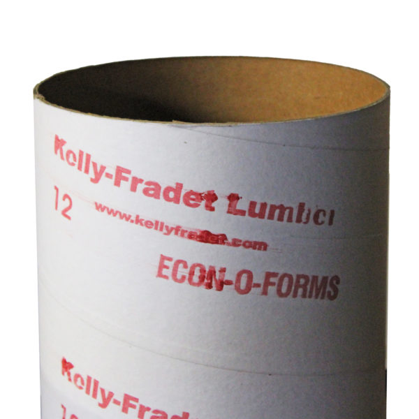 Concrete Forming Tube 106LBS Per Ft