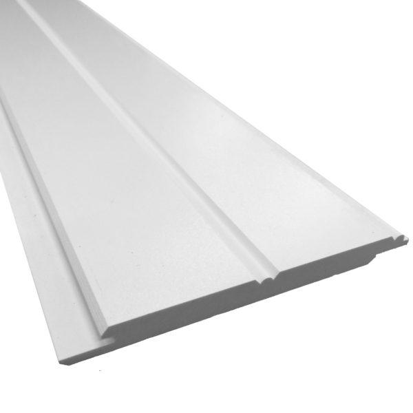 PALIGHT PVC BEADBOARD SHIPLAP, WHITE