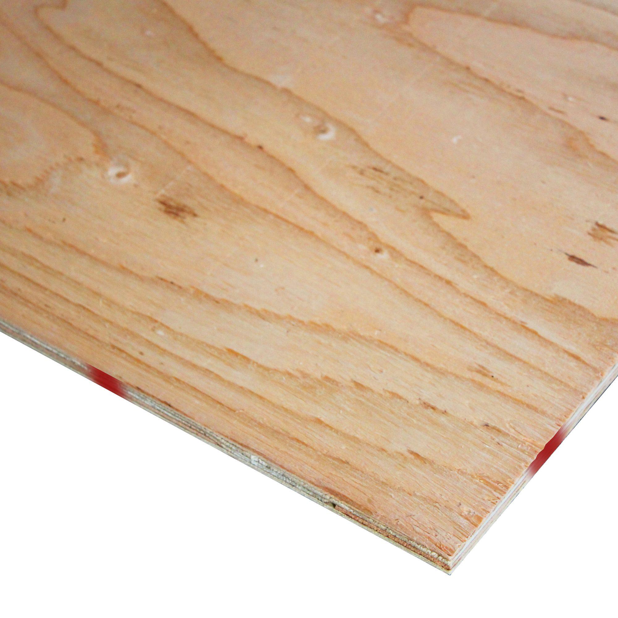 CDX DOUGLAS FIR 4-PLY PLYWOOD