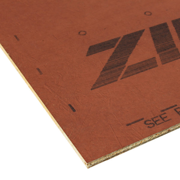 ZIP SYSTEM ROOF AND WALL PANEL – RED