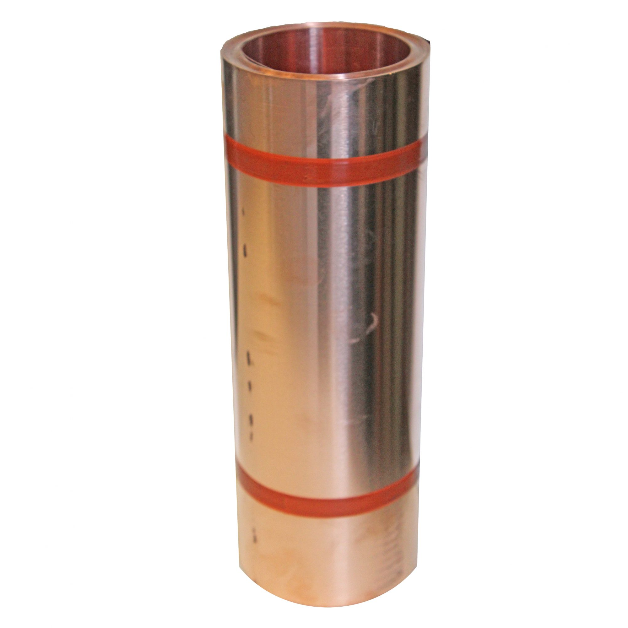 Copper Flashing (Approx 25′ – will vary)