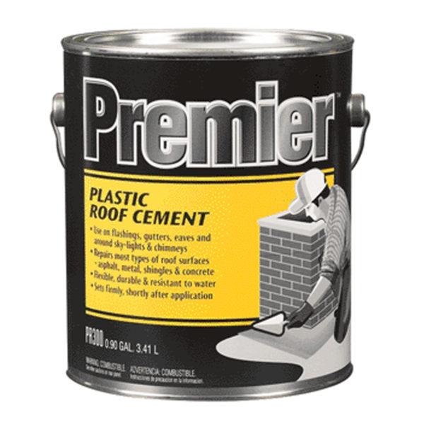 PLASTIC ROOF CEMENT 6220-9-34