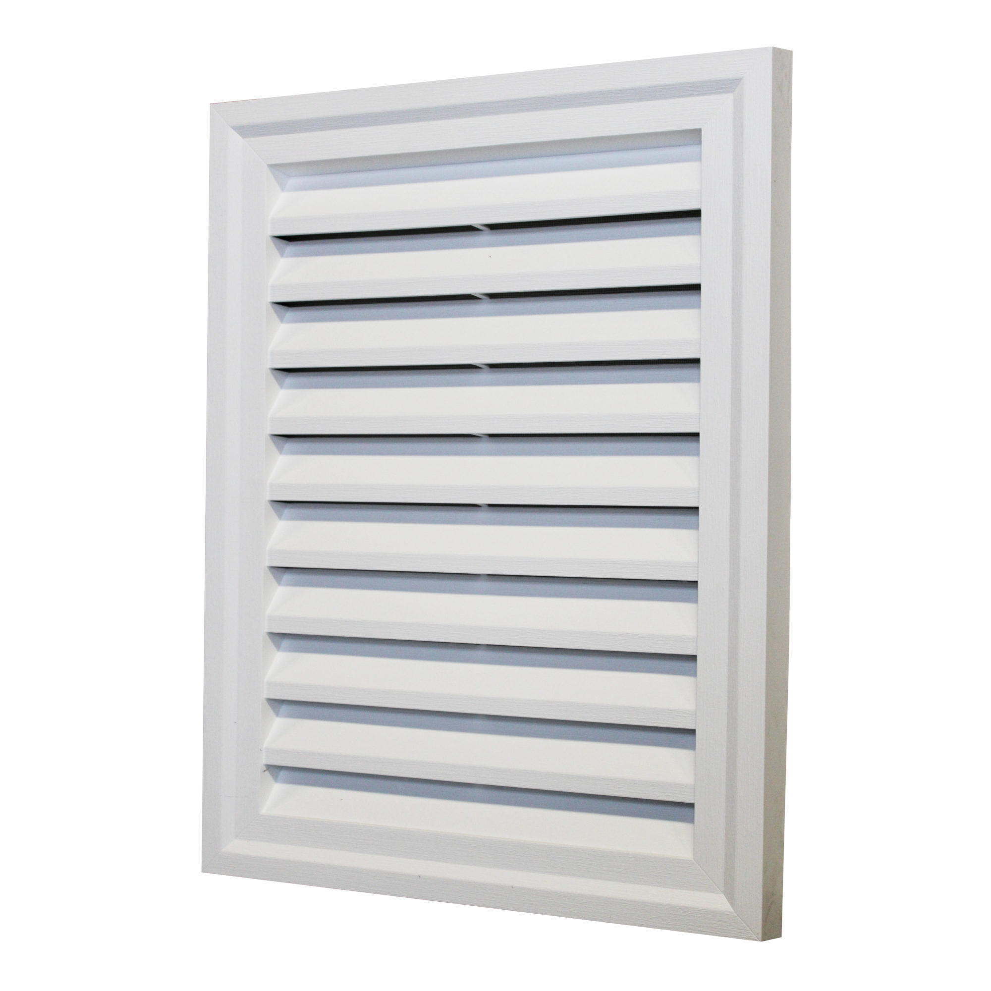 RECTANGULAR GABLE VENT WHITE RECTGV1824