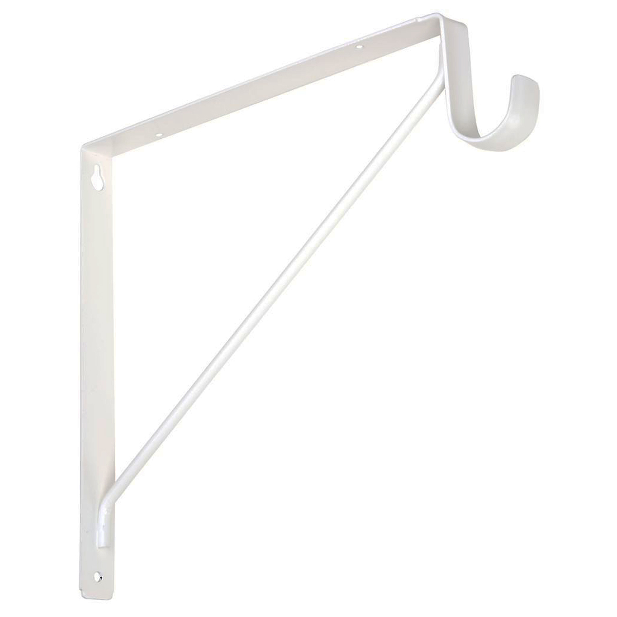 SHELF AND ROD SUPPORT HEAVY DUTY