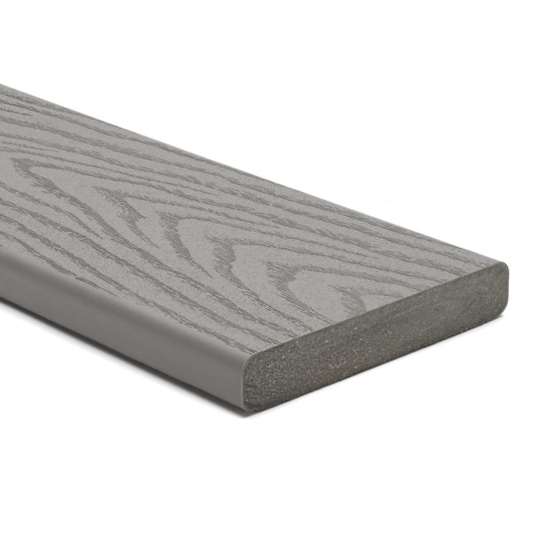 TREX SELECT SQUARE PEBBLE GREY