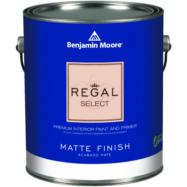 BENJAMIN MOORE REGAL SELECT MATTE