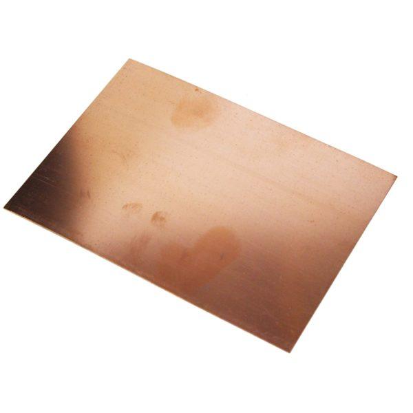 Copper Step Flashing