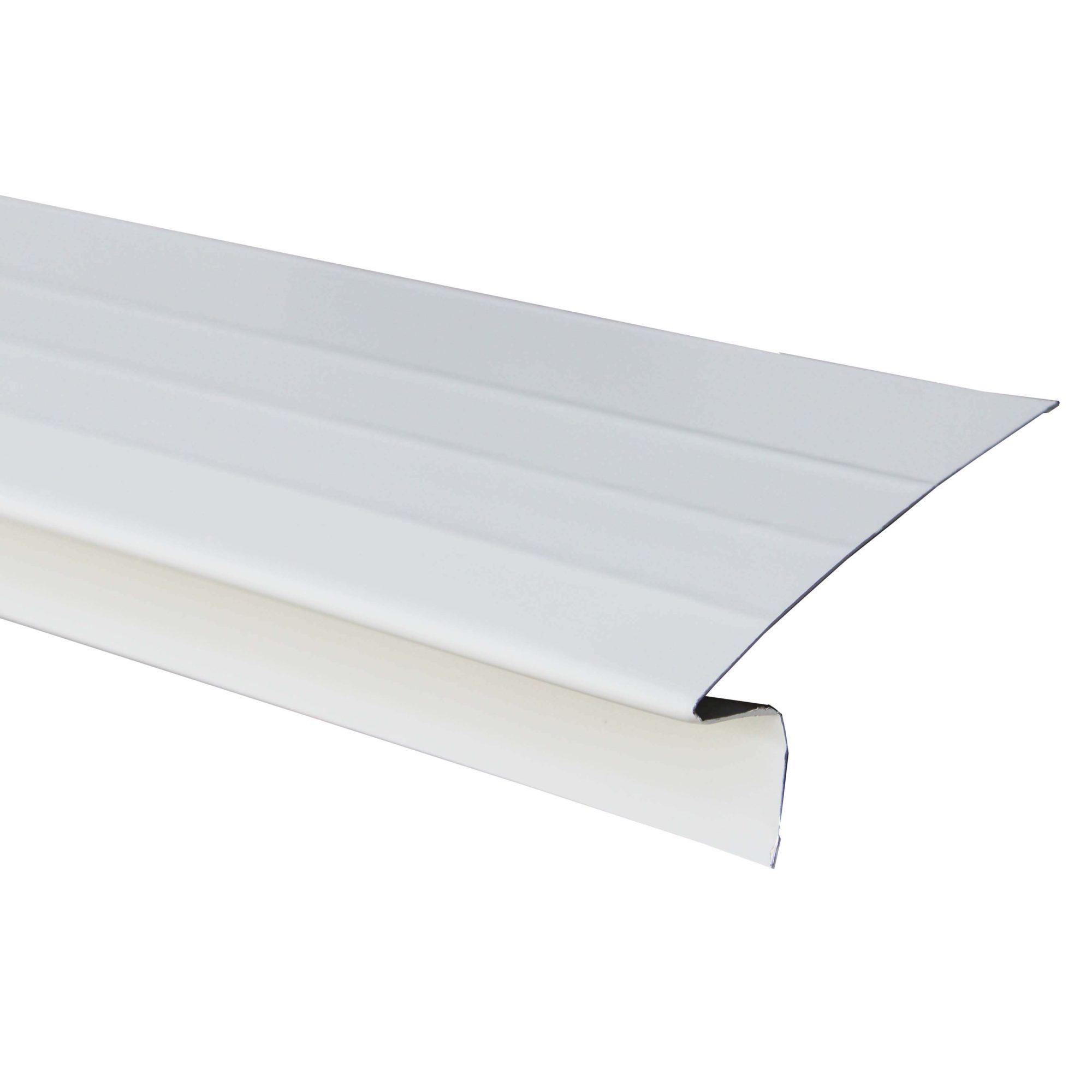 PREMIUM DRIP EDGE ALUMINUM WHITE