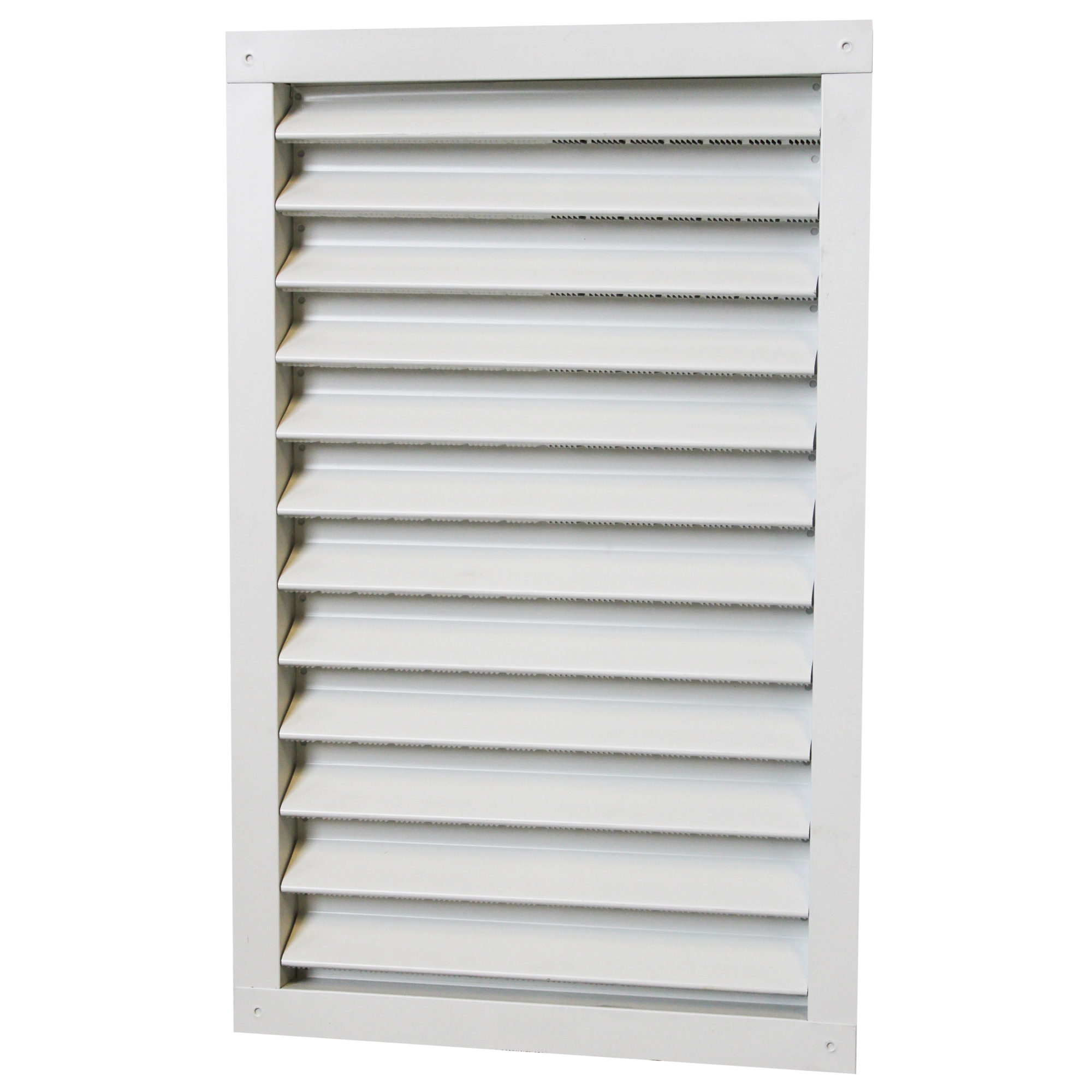 RECTANGULAR WALL LOUVER (1424LW) WHITE