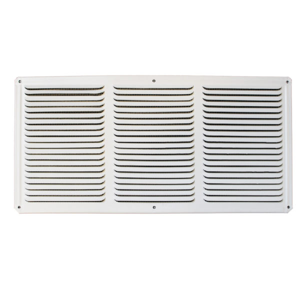 UNDER EAVE LOUVER (816LW) WHITE