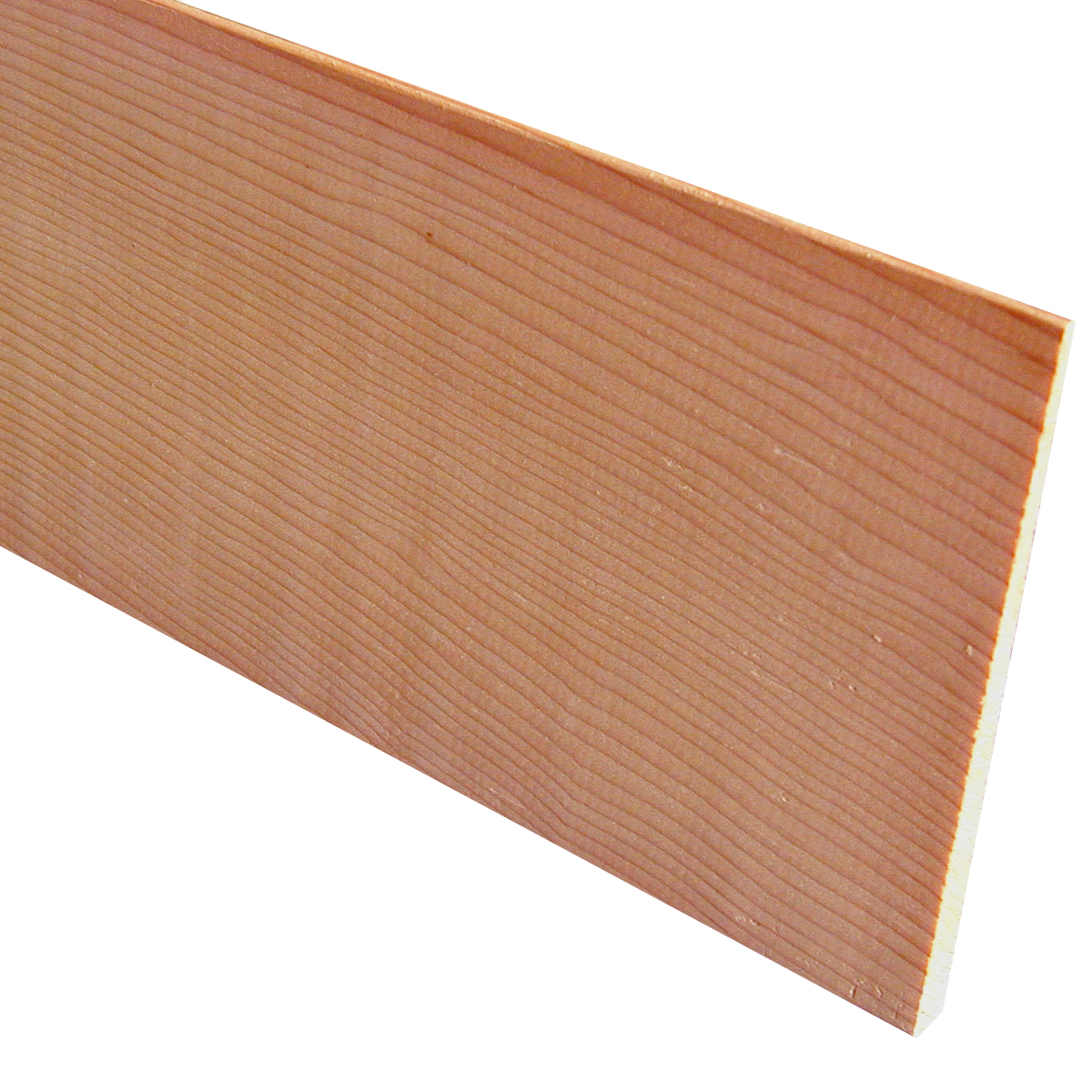 CLAPBOARD CLEAR VG WESTERN RED CEDAR