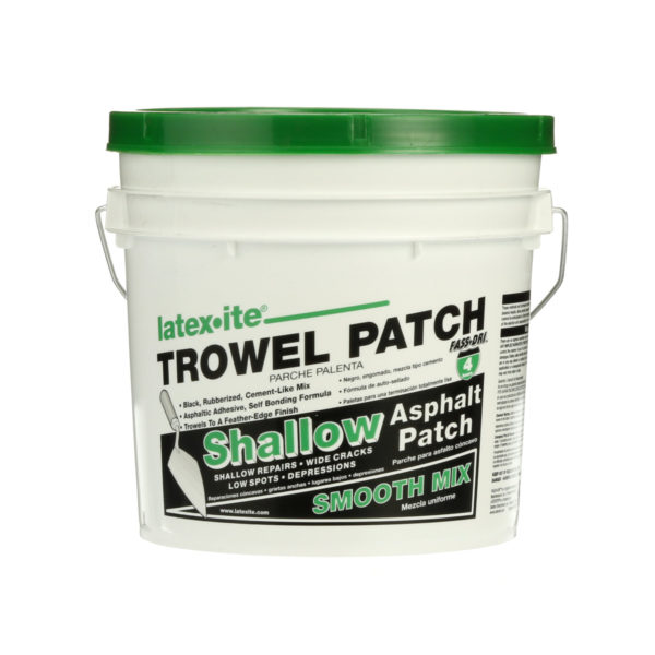 TROWEL PATCH LATEXITE