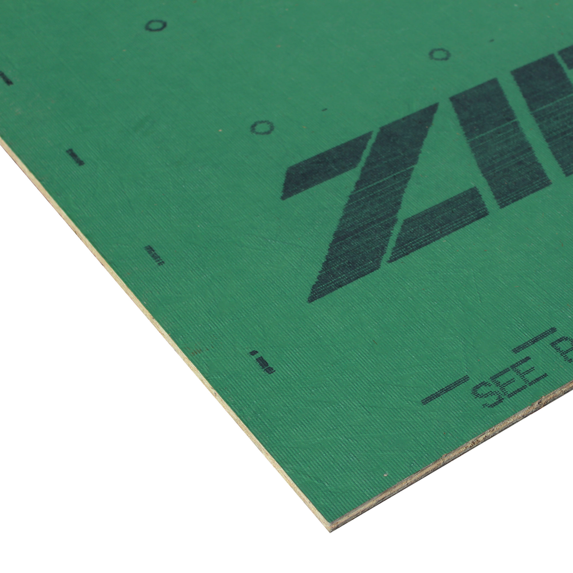ZIP SYSTEM ROOF AND WALL PANEL – GREEN