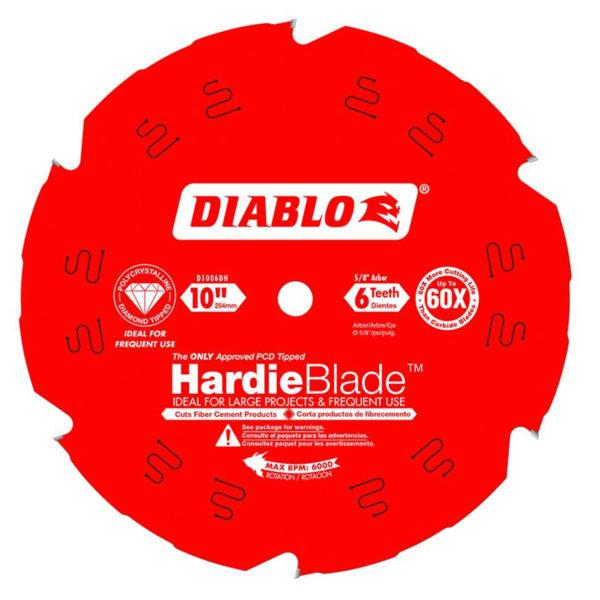 DIABLO HARDIE BLADE