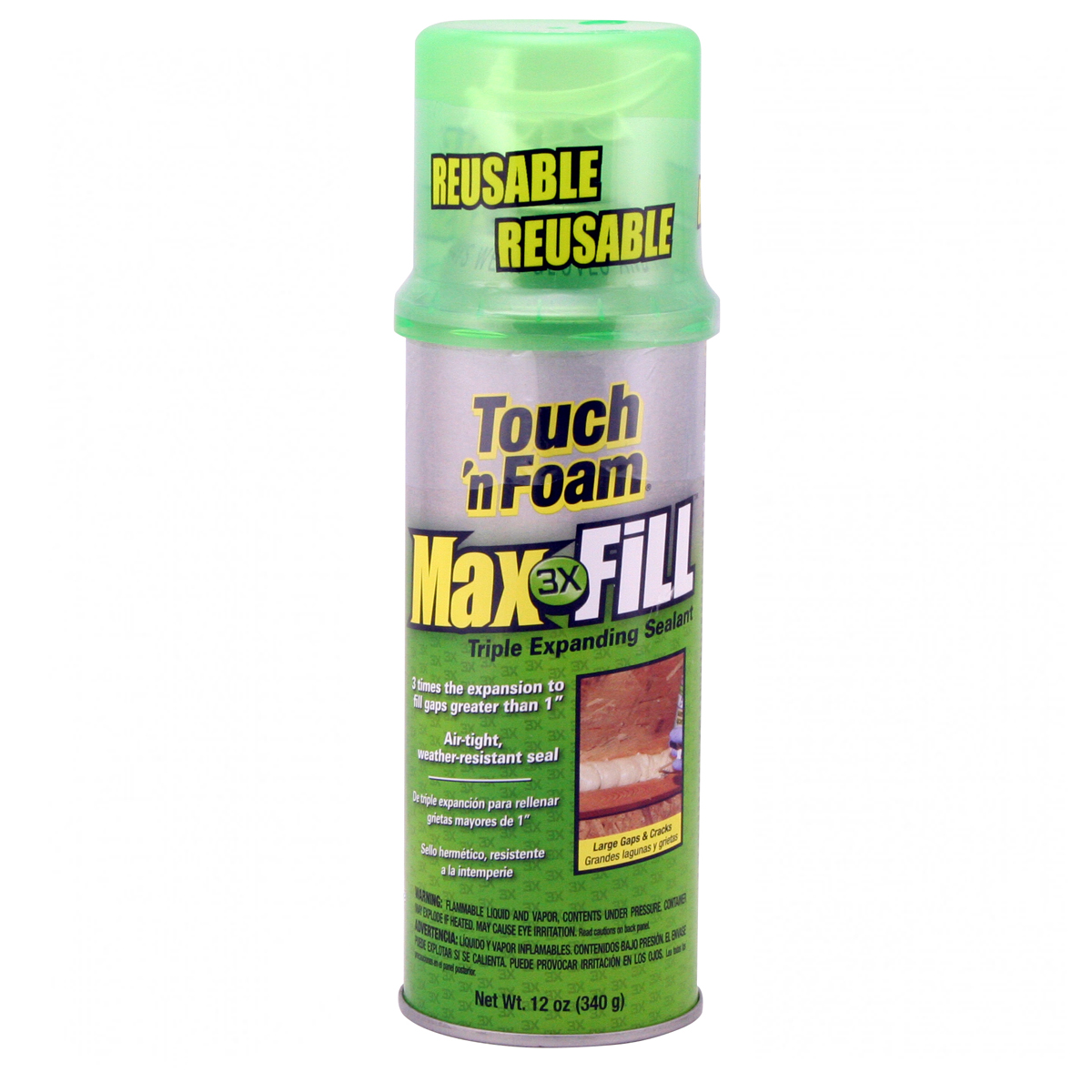 TOUCH 'N FOAM MAXIMUM EXPANDING SEALANT
