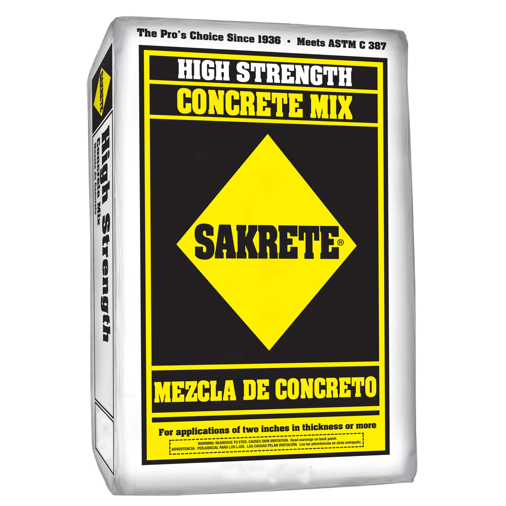 HIGH STRENGTH CONCRETE MIX