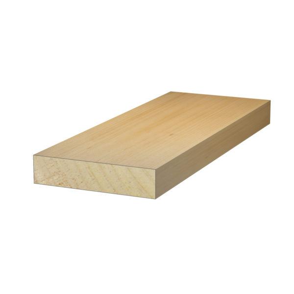 LATTICE S4S CLEAR PINE 8280