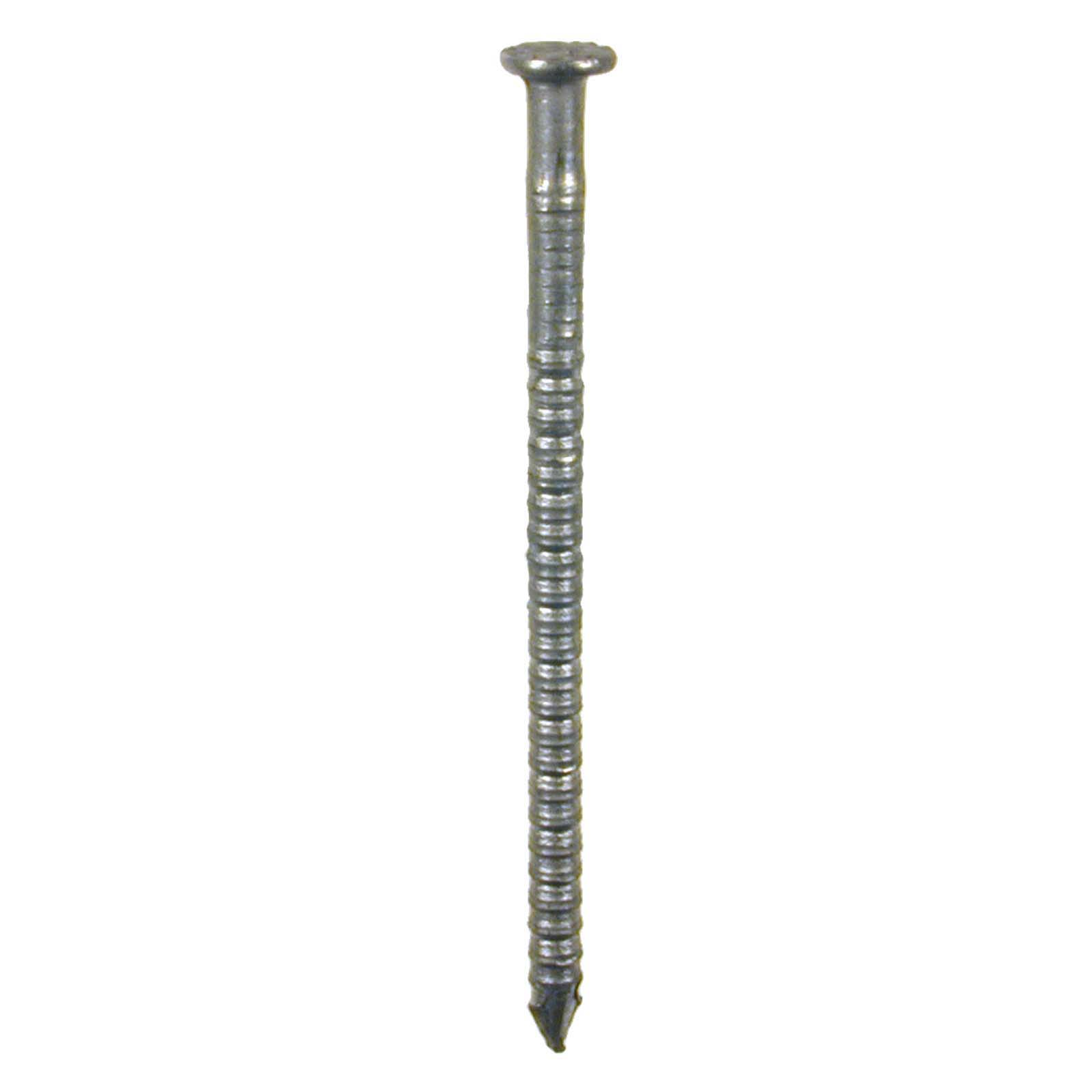 STAINLESS STEEL RING SHANK SIDING NAIL
