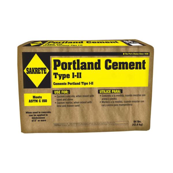 PORTLAND CEMENT TYPE I/II