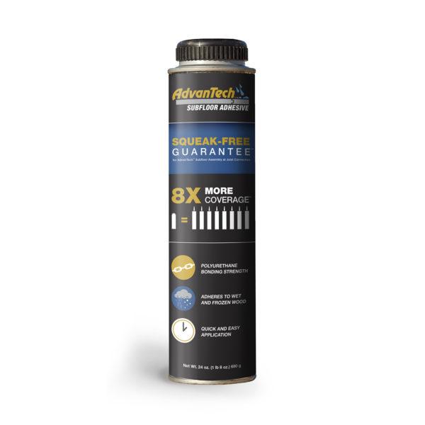 Advantech Foam Adhesive, Subfloor