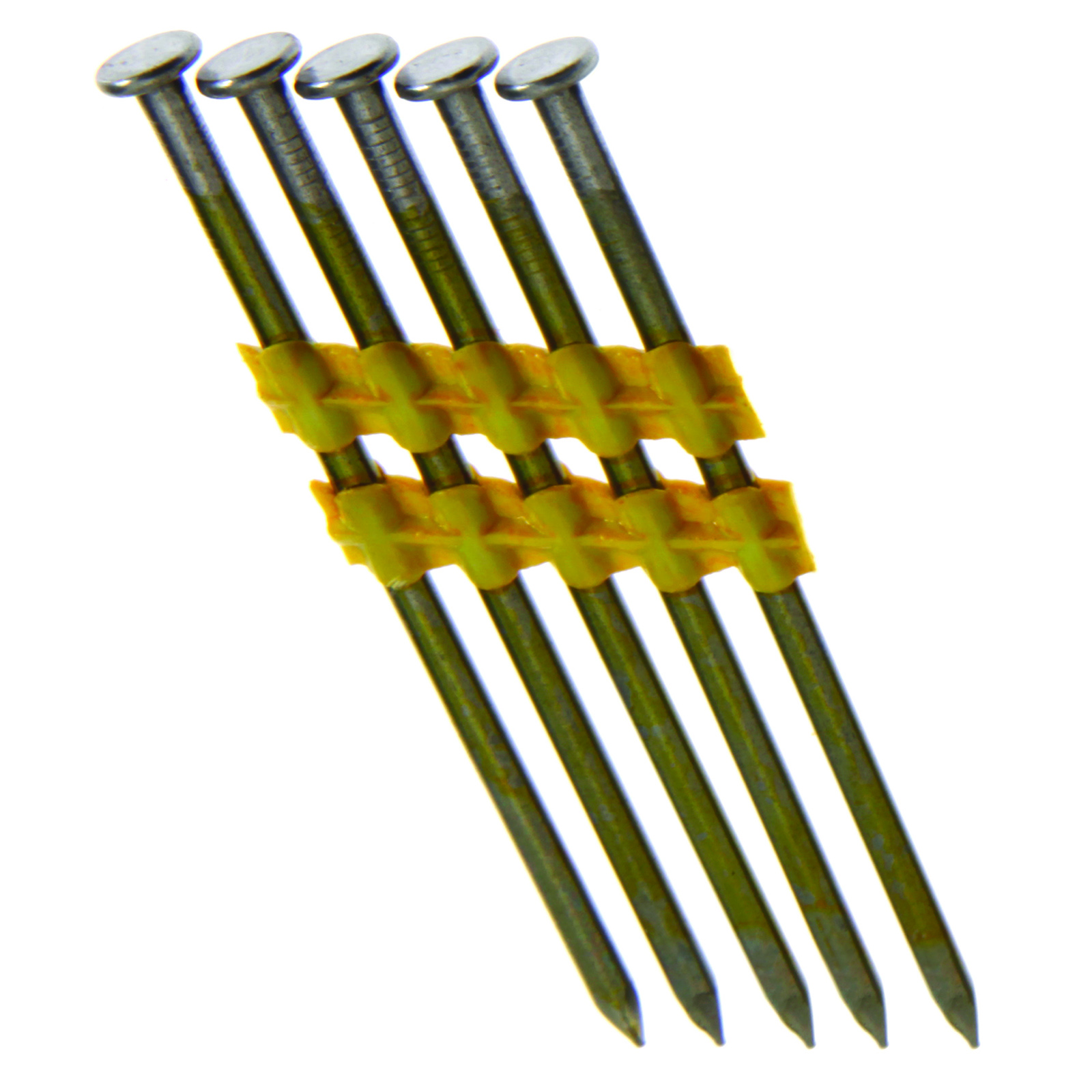21 6D RH PLASTIC SMTH COATED STICK NAIL