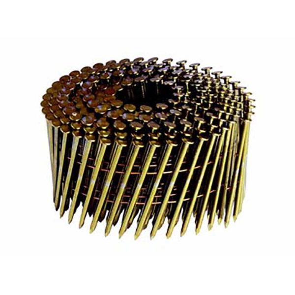 15 6D WIRE SMOOTH COATED COIL NAIL