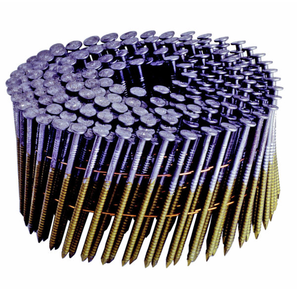 15 8D WIRE RING COATED COIL NAIL