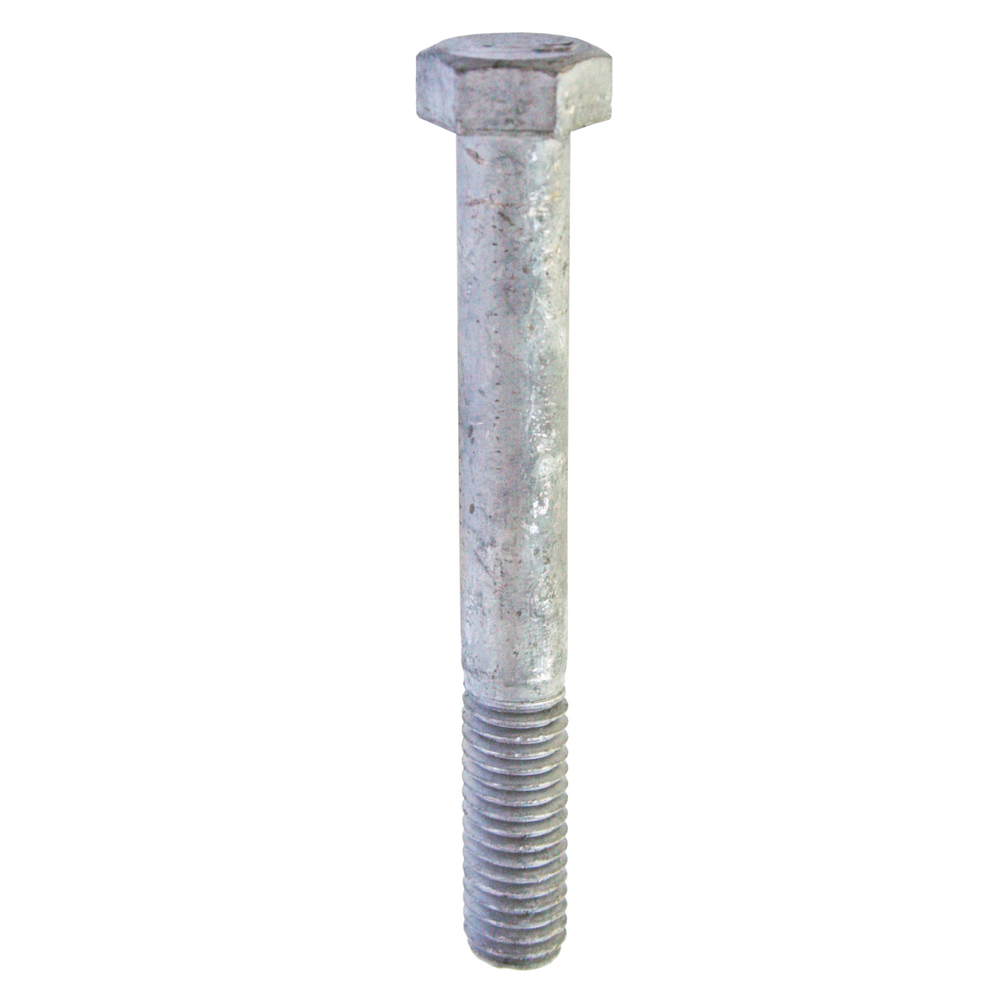 HOT DIPPED GALVANIZED HEX CAP BOLT