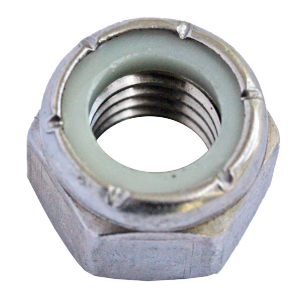 STAINLESS STEEL STOP NUT USS