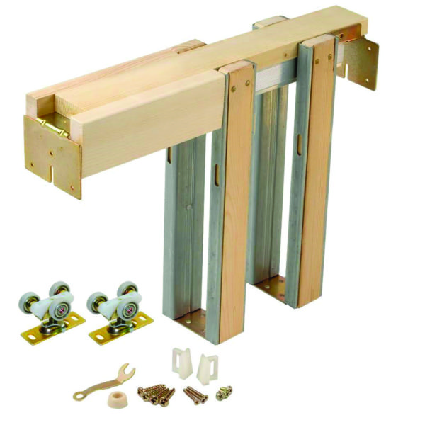 JOHNSON POCKET DOOR HARDWARE 1500 SERIES