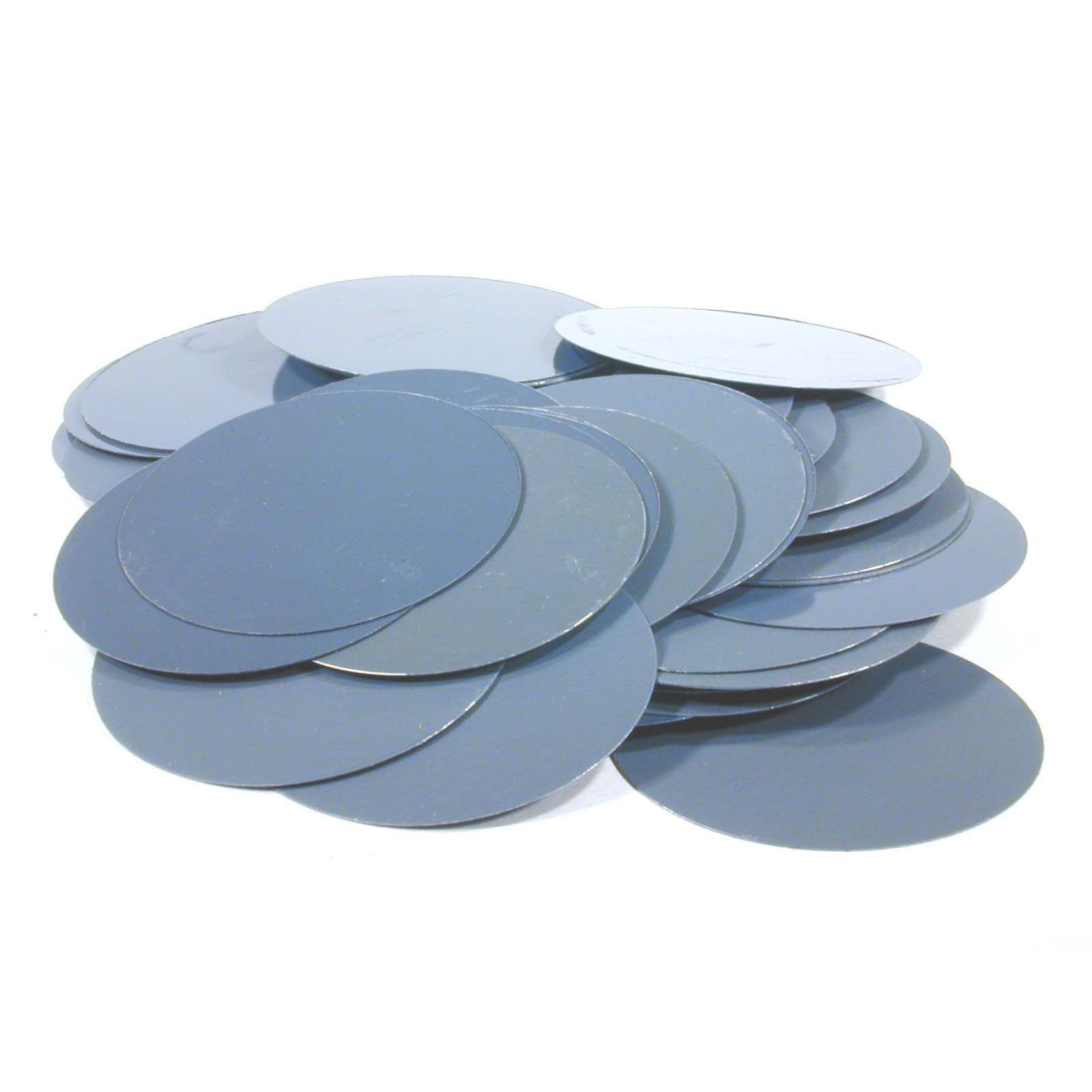 TIN CAP ROOF DISKS