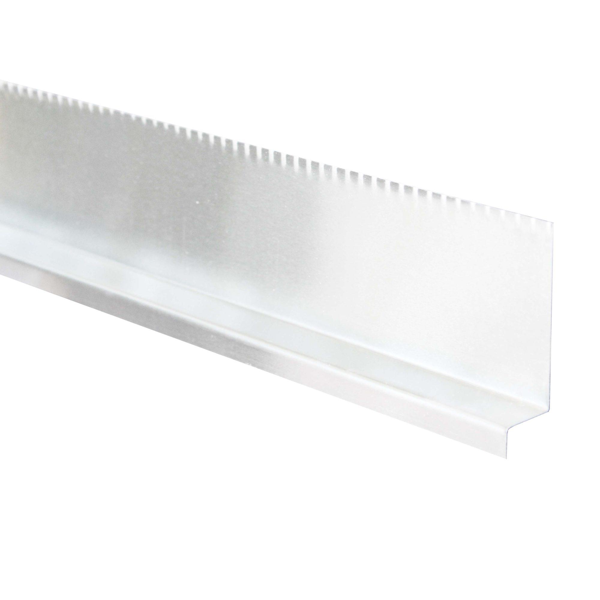 T1-11 Flashing Z Bar White