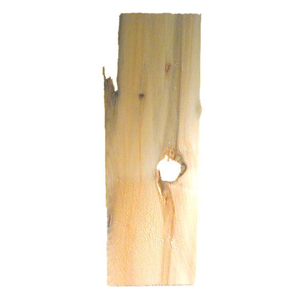 WHITE CEDAR UNDERCOARSE 10/10 GRADE